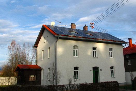 Fast jedes Dach kann für Sonnenenergie nutzbar gemacht werden!