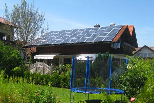 Sonnenstrom ist eine umweltbewusste Methode zur Stromerzeugung!